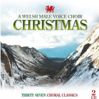 A Welsh Male Voice Choir Christmas 2CD